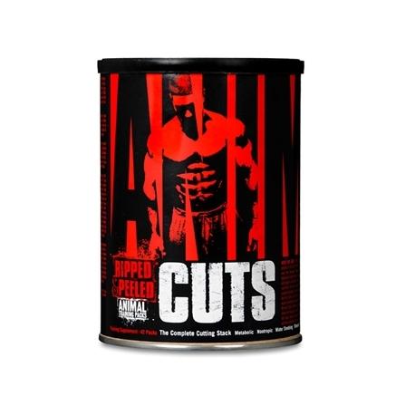 ANIMAL CUTS - 42 pack