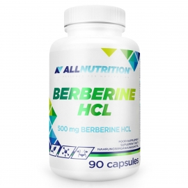 BERBERINE HCL - 90 CAP.
