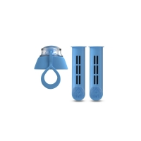 2PACK OF DAFI FILTERS FOR A BOTTLE WITH A SCREW CAP