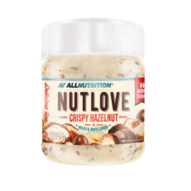 NUTLOVE CRISPY HAZELNUT - 200g