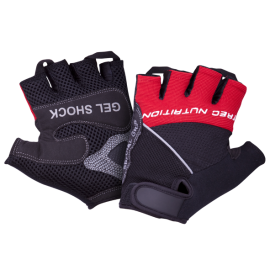 GLOVES MEN'S GELSHOCK - RED