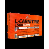 L-CARNITINE 1500 Extreme Mega Caps - 120 cap.