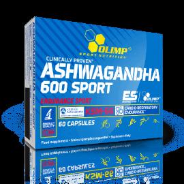 ASHWAGANDHA 600 SPORT - 60 CAP.