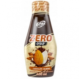 SYRUP ZERO CHOCOLATE ALMOND - 500ml