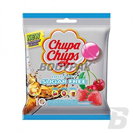 LOLLIPOPS CHUPA CHUPS ZERO SUGAR 1 BAG