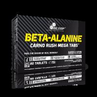 BETA-ALANINE CARNO RUSH - 80 CAP.