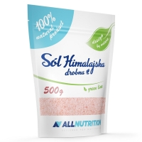 SÓL HIMALAJSKA DROBNA - 500g