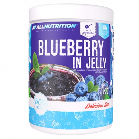 BLUEBERRY IN JELLY - 1kg