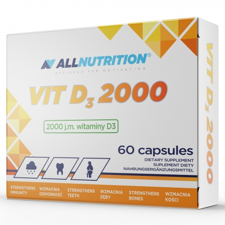 VIT D3 2000 - 60 CAP.