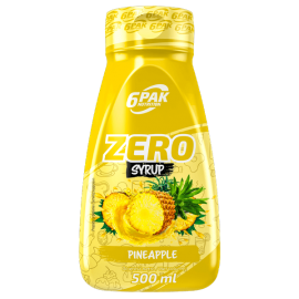 SYRUP ZERO PINEAPPLE - 500ml