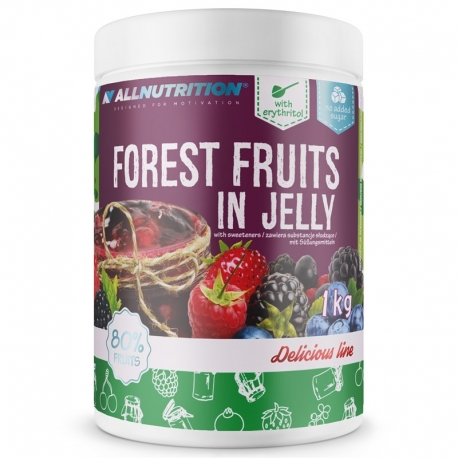 FOREST FRUITS IN JELLY - 1 kg