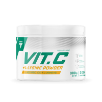 VITAMIN C + L-LYSINE POWDER - 300g