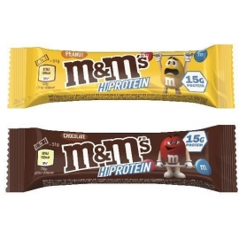 M&M Hi Protein Bar - 51g